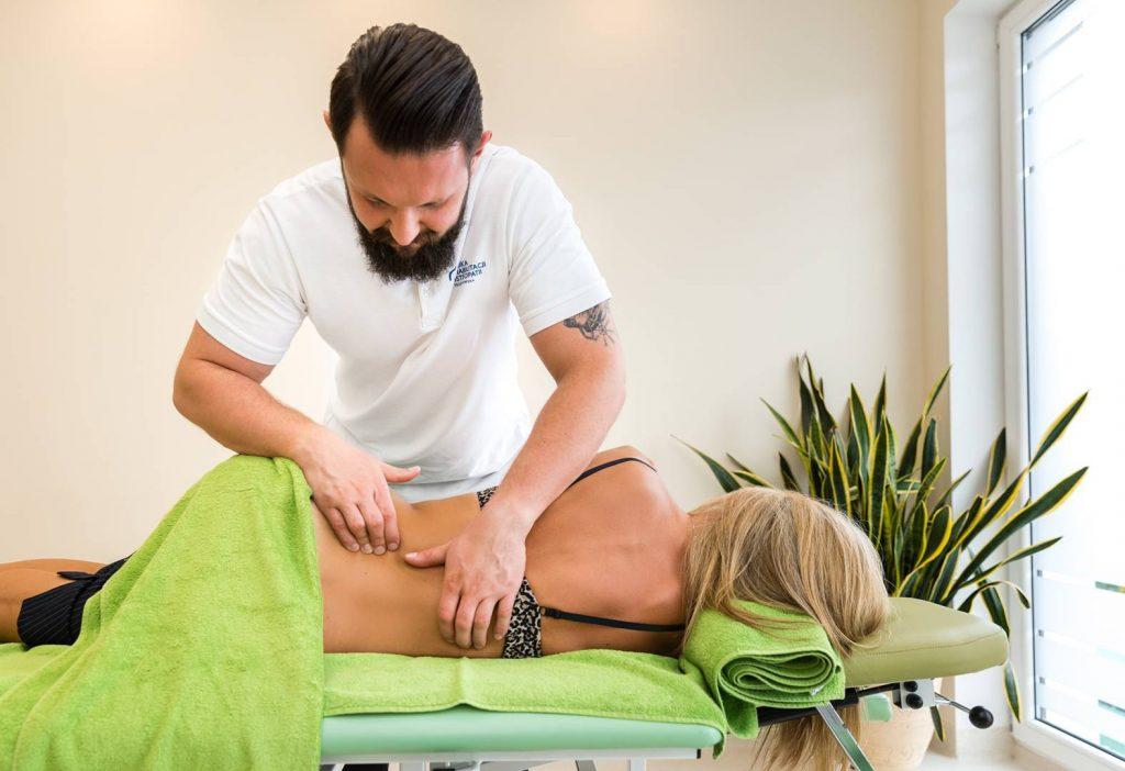 masaże całościowe w centrum rehabilitacji